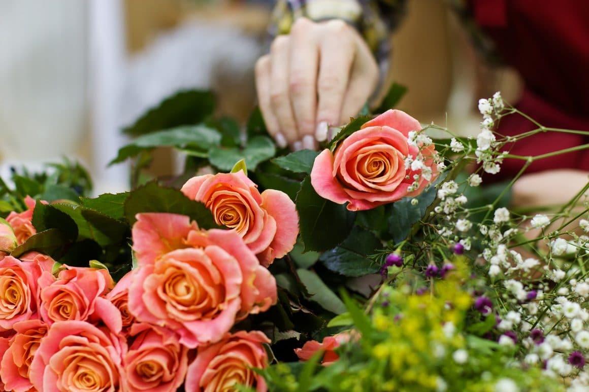 Vyber kytice k narozeninám - článek