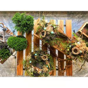 Podzimní dekorace - Květinářství GALERIE Brno