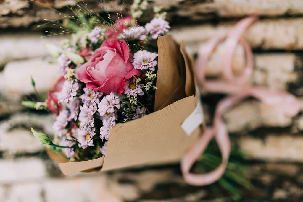 Jak se starat o vázanou kytici?