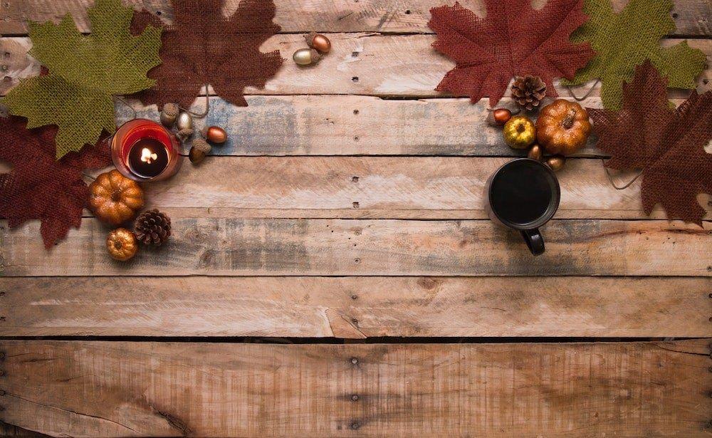 Podzimní věnce a výzdoba v Brně