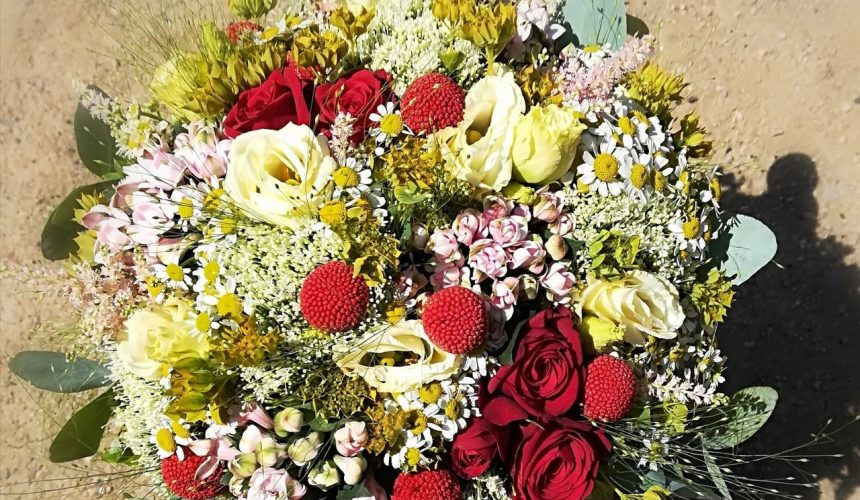 Luxusní kytice na objednávku