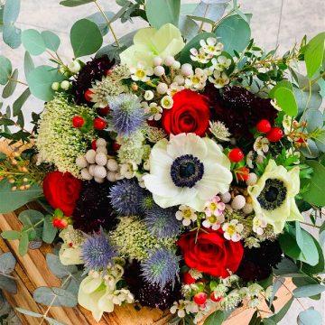 Svatební kytice - Květinářství GALERIE Brno