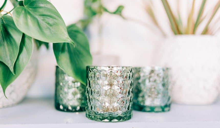 Svícny na čajové svíčky