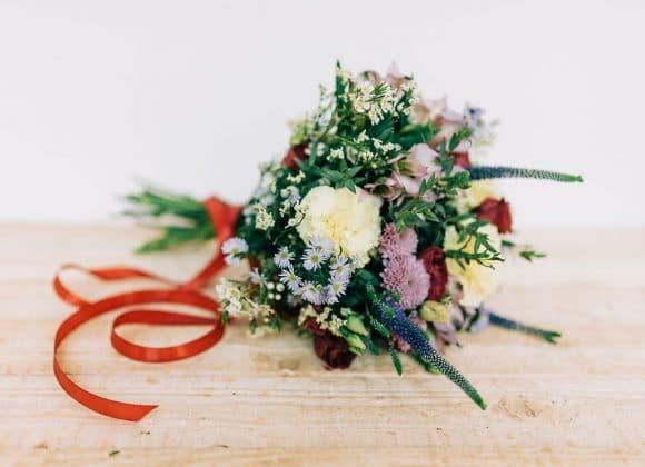 Zajímavosti zhistorie kytice a květinové výzdoby