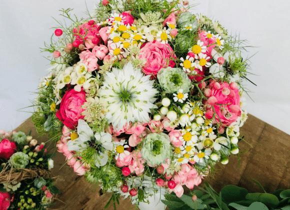 Svatba na jaře – jaké květiny si vybrat do svatební kytice ana výzdobu?