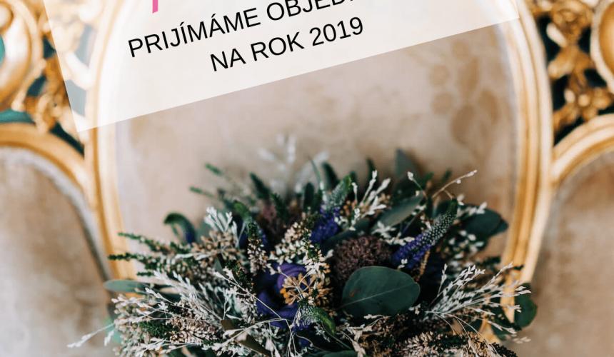 Svatební floristika v podání Květinářství GALERIE Brno