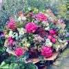Velká vícebarevná kytice