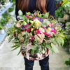 Veliký květinový box