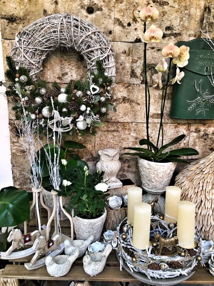 Vánoce v Květinářství GALERIE