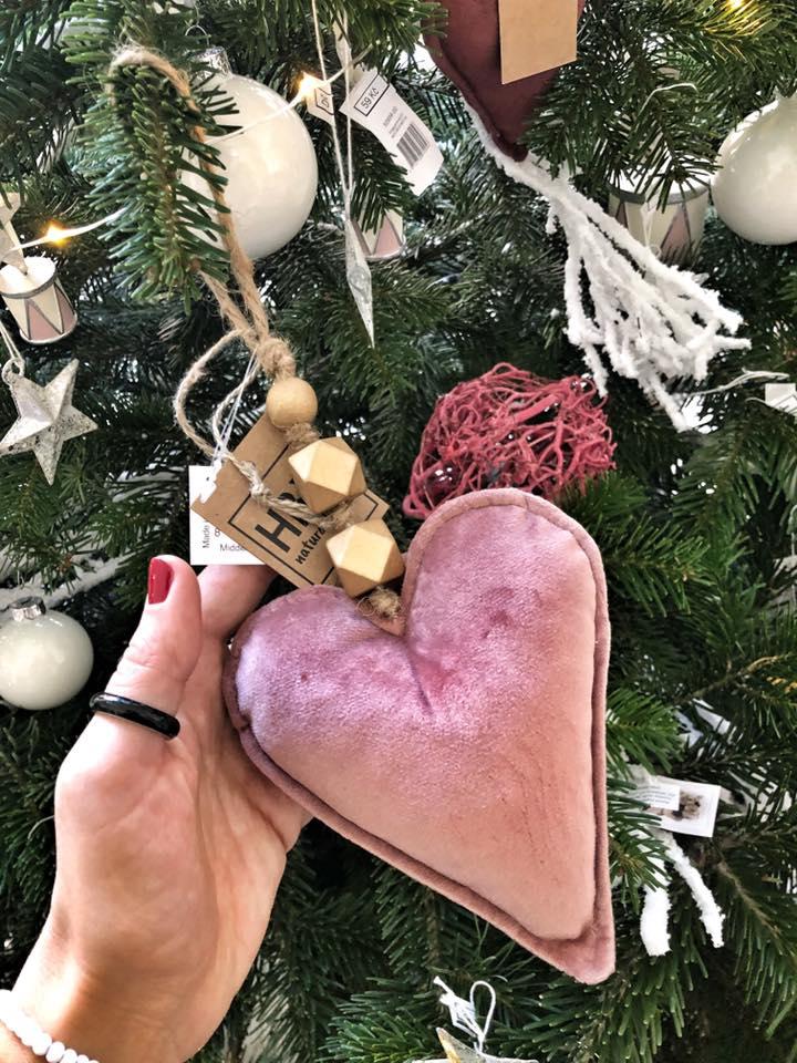 Ozdoby na vánoční stromeček - Květinářství GALERIE Brno