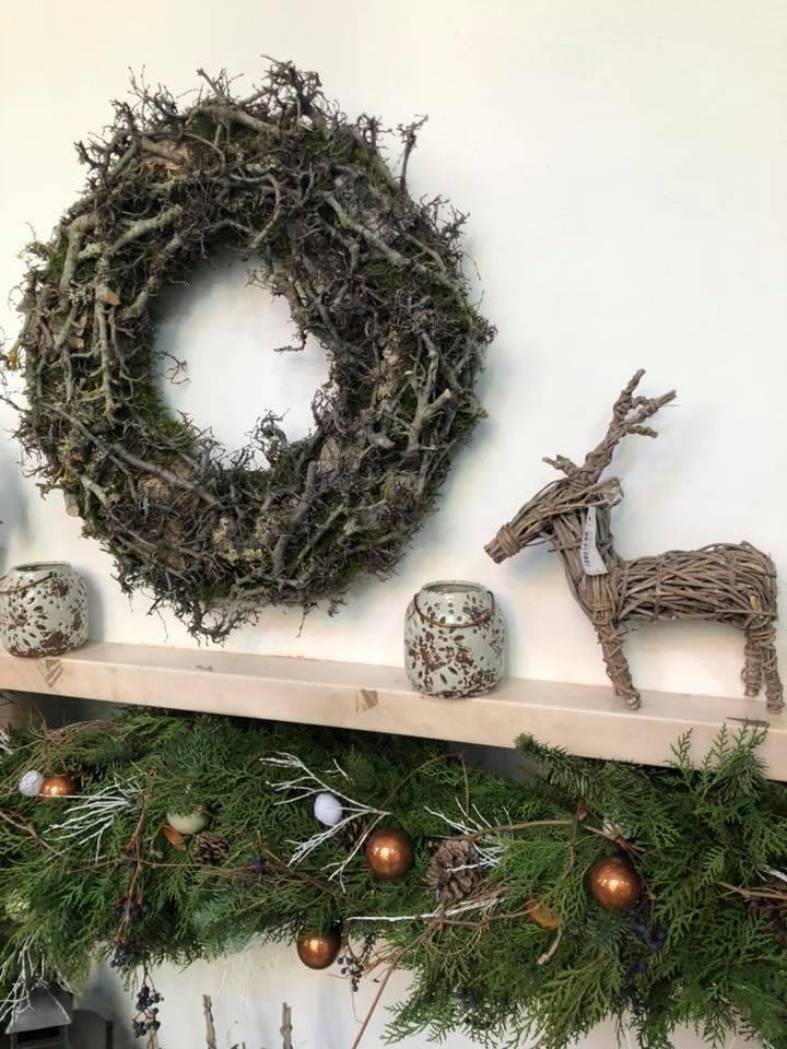 Podzimní a vánoční dekorace