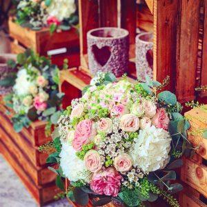 Svatební kytice 2019 - Květinářství GALERIE Brno