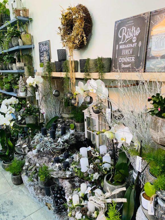 Adventni věnce a Vánoční výzdoba 2020