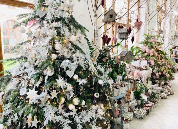 Adventní věnce a Vánoční výzdoba 2020 – fotoreport